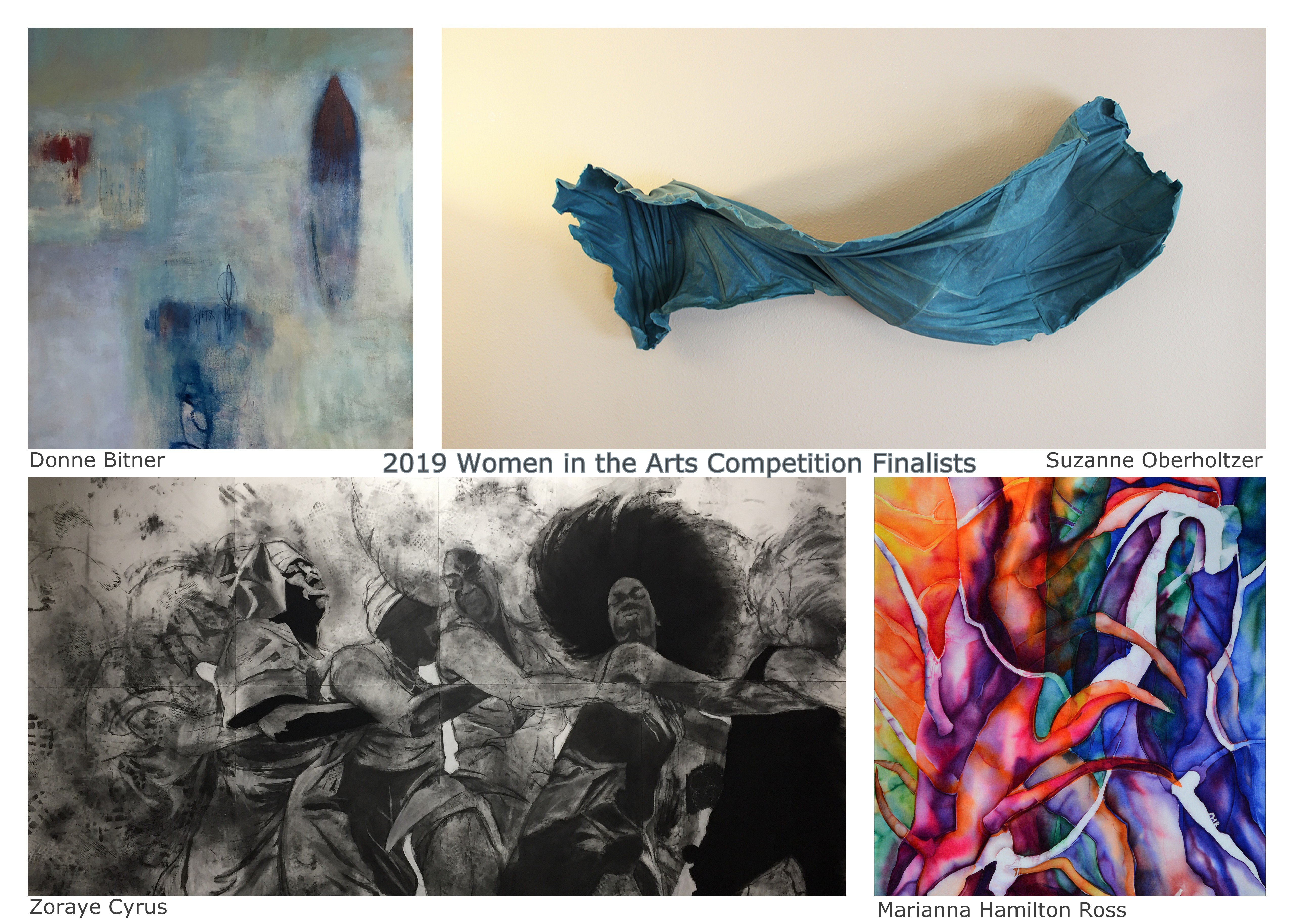 Women in the Arts Inc  - ART COMPETITION